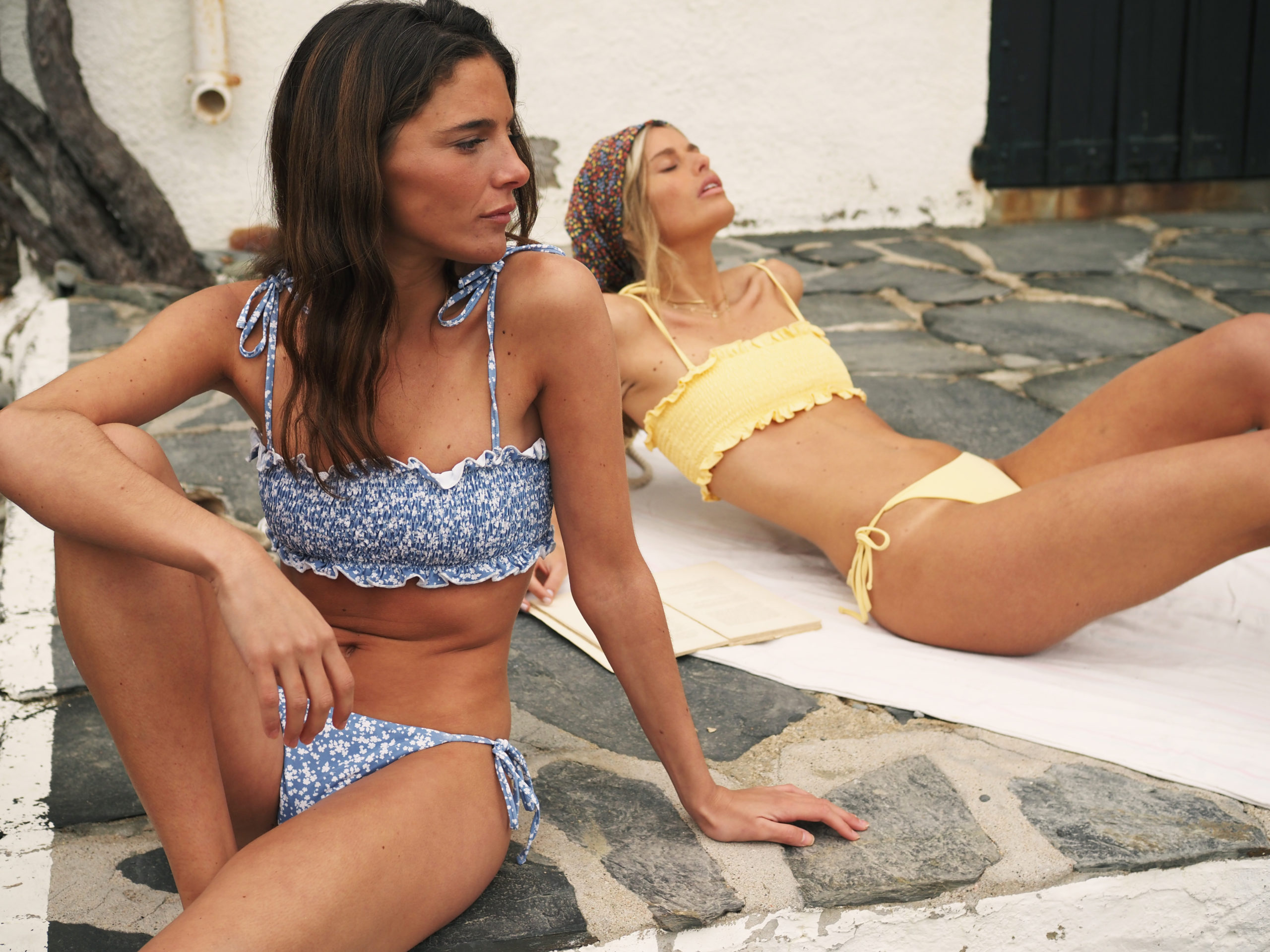 Bikinis y bañadores de Robin Collection